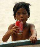 Sugar Rush, Tonle Sap, Cambodia