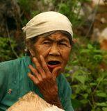 54 year old woman, Mai Chau, Vietnam