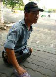 Landmine Victim, Streets of HCM City (Saigon).