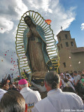 Our Lady after unveiling