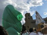 La Conquistadora with Our Lady