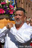 Cabellero in procession