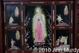 Altar screen by Diana Moya Lujan