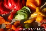 Tomatoe samples