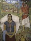 Painting of Tehuanas