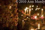 Lighting candle - Pacanda