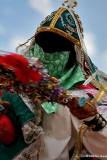 Jemez Monarca with palma