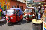 El Salvdor Taxi's