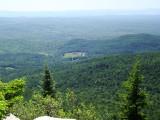 Looking Down on Camp Merrovista