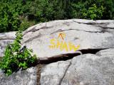 Summit Trail to Mt. Shaw