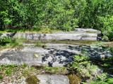 Interesting Granite Ledge Formation