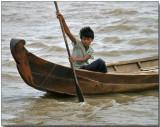 River fishing, Bagan