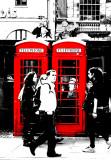 Red  Edinburgh Street
