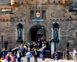 Edinbrough castle