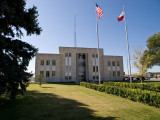 Castro County Courthouse - Dimmitt, Texas