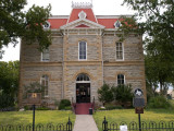 Concho County Courthouse - Paint Rock, Texas