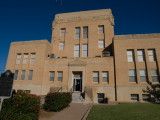 Cottle County Courthouse - Paducah, Texas