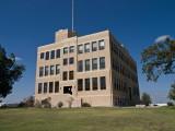 Irion County Courthouse - Mertzon, Texas