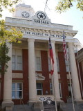 San Saba County Courthouse - San Saba, Texas