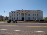 Cass County Courthouse - Linden, Texas