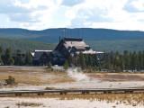 Old Faithful Inn, Yellowstone