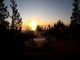 West Thumb Geyser Basin, Yellowstone