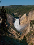 Lower Falls, Artist Point, Yellowstone