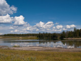 Indian Pond Area, Yellowstone