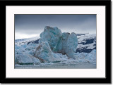 Iceberg from Paierlbreen Glacier