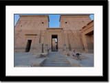Facade of Philae Temple