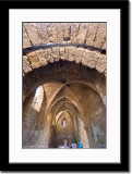 Inside Crusader Tunnel