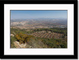 View from Mount Carmel into Jezerel Valley