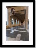 Corridor Showing International Display of Faith