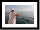 Fisherman on the Sea of Galilee
