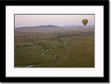 Hot Air Balloon Over Serengeti 3