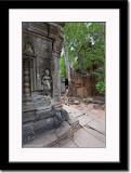 Semi Intact Part of Ta Phrom