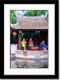 Water Puppet Musical Performers
