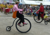 Our Penny Farthing Friends Again