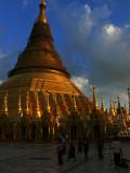 Golden stupa at sunset.jpg