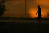 Last light Monks district Mandalay.jpg
