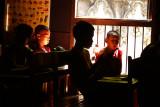Novices in class Inwa.jpg