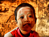 Thanaka painted boy Bagan.jpg