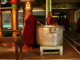 Two monks Bago kitchen.jpg