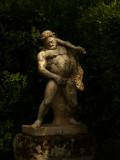 Statue in a garden of Herculaneum web.jpg
