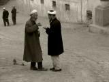 Imams talking