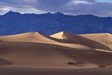 Death Valley, Mesquite Flats.