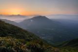 Sunrise at Mt. Da-Tun