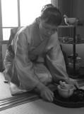 Cérémonie du thé Chanoyu