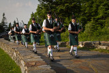 The Berkshire Highlanders Pipe Band