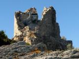 Evenos castle